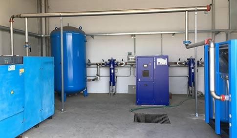 Impianto di raffreddamento Modena